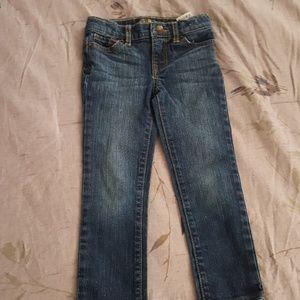Toddler dark denim jeans